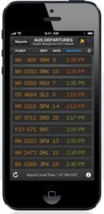 FligthBoard iPhone